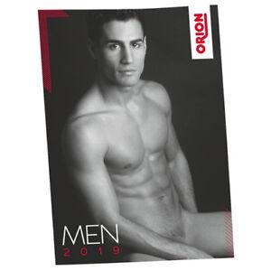 Pin Up kalender 2019 Mannen