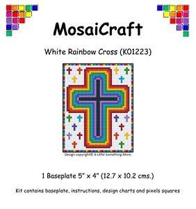 MosaiCraft Pixel Craft Mosaic Art Kit /'Parasol/' Pixelhobby