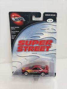 Hot-Wheels-100-Series-Super-Street-Nissan-Skyline-Red-1-64-HRF