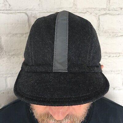 Cycling Hat Ibex Wool NWT Charcoal OS Mountain Bike Road Bike