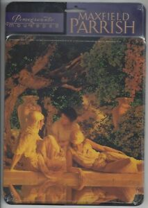 Maxfield Parrish Garden Of Allah Mousepad Pomegranate Washable