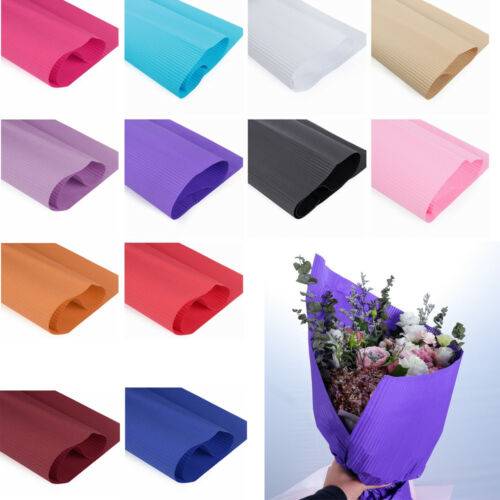 Craft Wrapping Packing Gift Origami Flower Making Corrugated Paper Scrapbooking
