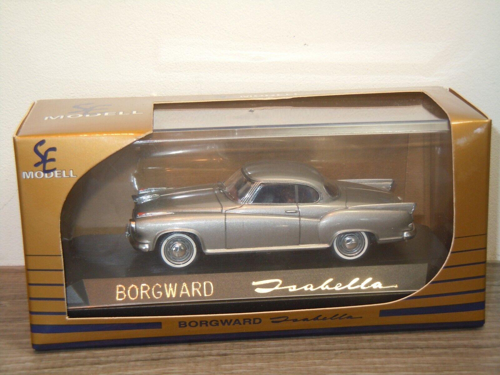 Borgward Isabella Coupe - Solido SE Modell 1 43 in Box 36728