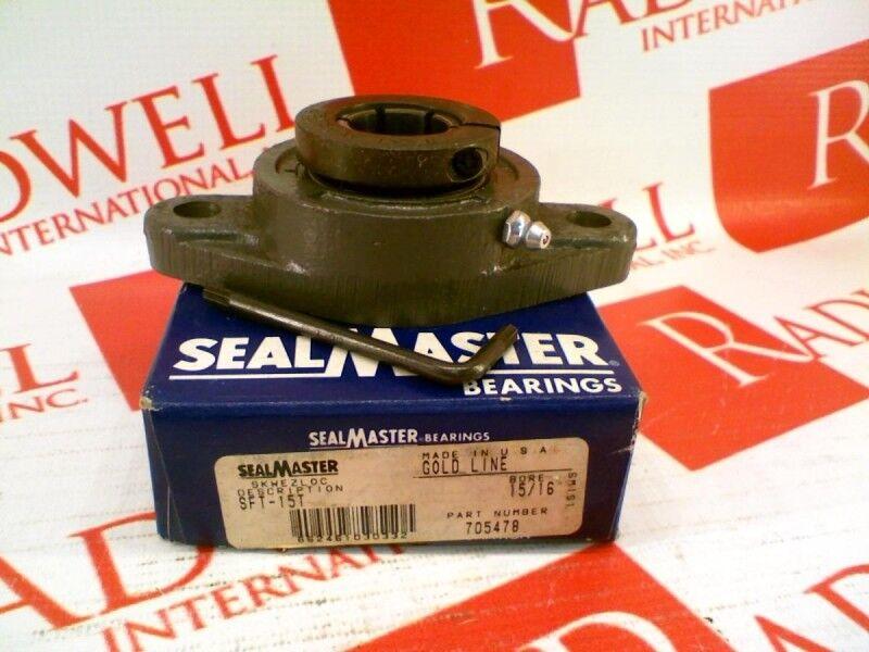 SEALMASTER SFT-15T   SFT15T (NEW IN BOX)