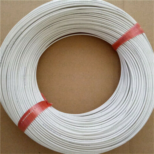 1-5m PTFE Silver Plated Single shielded Speaker Cable OD 1.79mm  #V1414 CH