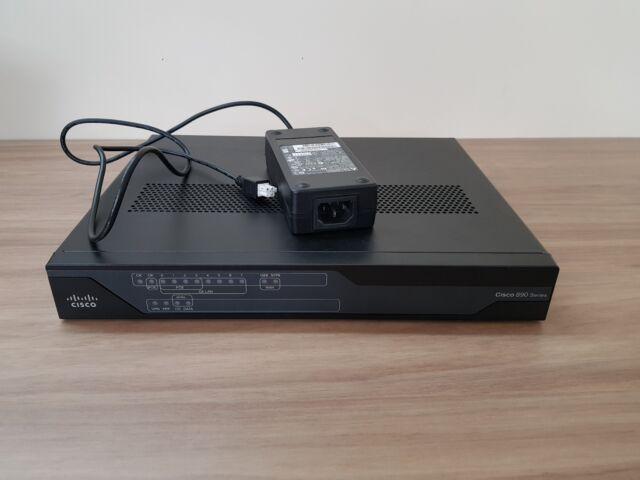 CISCO C897VA-K9 Gigabit Ethernet security router  VAT INCL