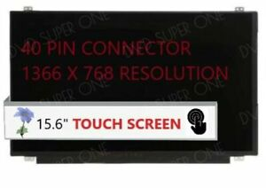 "Touch 15.6/"" Laptop LED LCD Screen for HP 15-F211WM Notebook PC"