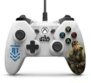 Details about XBOX ONE STAR WARS ROGUE CONTROLLER BY POWER A   FREE  SHIPPING! FREE SHIPPING