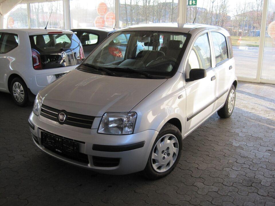 Fiat Panda 1,2 Dynamic Benzin modelår 2007 km 160000