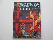 BEATIFICA BLUES T2 EO1988 TBE GRIFFO DUFAUX EDITION ORIGINALE