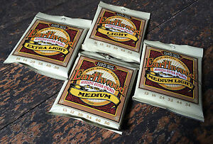 Ernie Ball Earthwood Acoustic Guitar Strings Extra Light