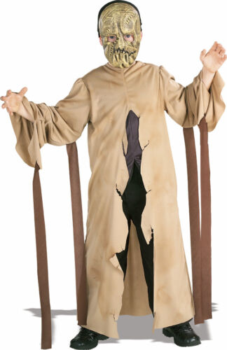 Scarecrow Batman Begins Super Hero Villain Dress Up Halloween Child Costume S