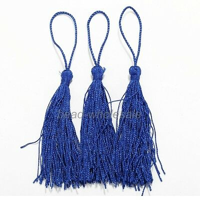 20Pc Hot Imitation Silk Chinese Traditional Drapery Decoration Trimmings Tassels