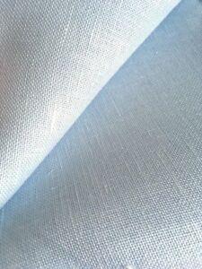 Confederate Grey  28 count Cashel Linen 50 x 140 cm Zweigart fabric