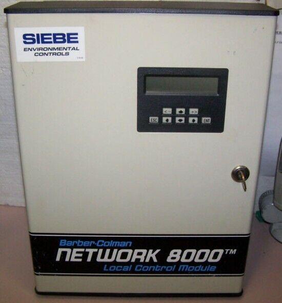 BARBER COLMAN NETWORK 8000 MODULE LCM 88210 1 0 1