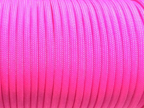Paracord Flechtschnur von EFCO 4mm in pink 5 Meter