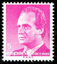 Scott # 2420 - 1985 - ' King Juan Carlos I '
