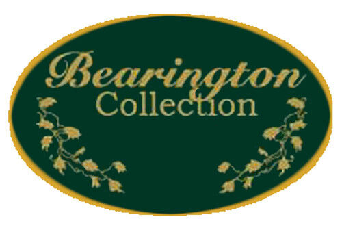 "BEARINGTON Plush Toy YORKSHIRE TERRIER Stuffed Animal YORKIE PUPPY DOG Bow 13/"""