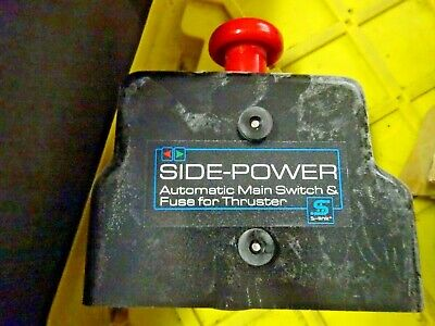 BRAND NEW Side-Power Bow Thruster Zinc Anode S-51180//7-1190