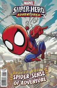 Details about Spider-Man Comic Issue 1 Marvel Superhero Adventures Modern  Age First Print 2019
