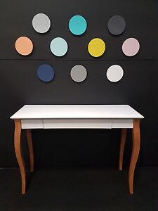 Ragaba-Table-console-Bureau-Table-d-039-appoint-Avec-Tiroir-105cm-8-Colori