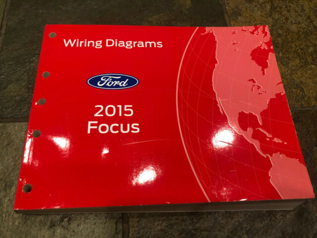 2015 Ford Focus Wiring Diagrams Electrical Service Manual