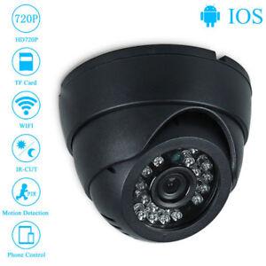 720P-WiFi-1MP-CCTV-Inalambrico-Seguridad-de-Vigilancia-IP-Camara-Vision-Nocturna
