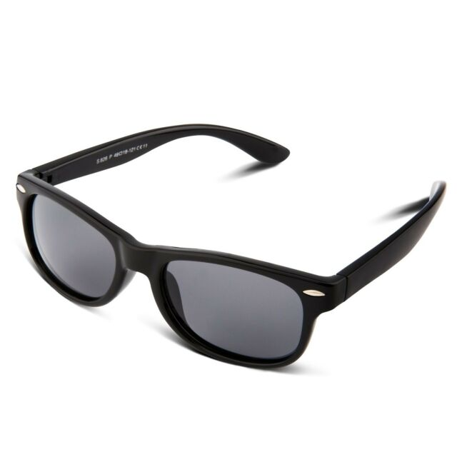 aa3fd1eee4a RIVBOS RBK004 Rubber Flexible Kids Polarized Sunglasses for Baby and  Children.