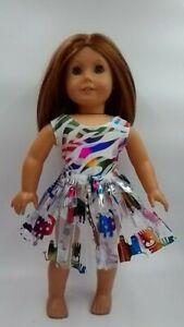 Animal-Tutu-amp-Leotard-18-inch-Doll-Clothes-fits-American-Girl-Dolls