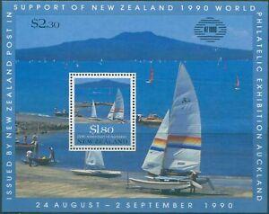 New-Zealand-1990-SG1558-Auckland-MS-MNH