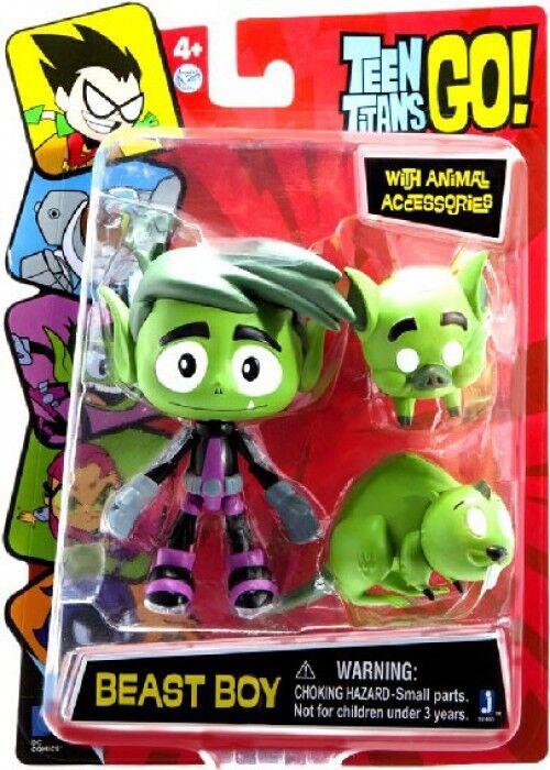 Teen Titans Go  Beast Boy Action Figure