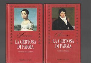 STENDHAL-LA-CERTOSA-DI-PARMA-2-VOLUMI-FABBRI-I-CLASSICI-DEL-ROMANZO-STORICO