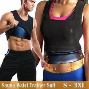 Fajas Women Reductoras Abdomen Colombianas Sauna Vest Polymer Sweat Body Shaper
