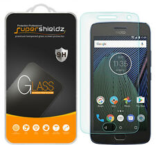 "Supershieldz Tempered Glass Screen Protector Saver For Motorola ""Moto G5 Plus"""