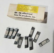 Allied Tool Products Atp Db1108ic2 250 Tool C2 Grooving Lathe Carbide Inserts