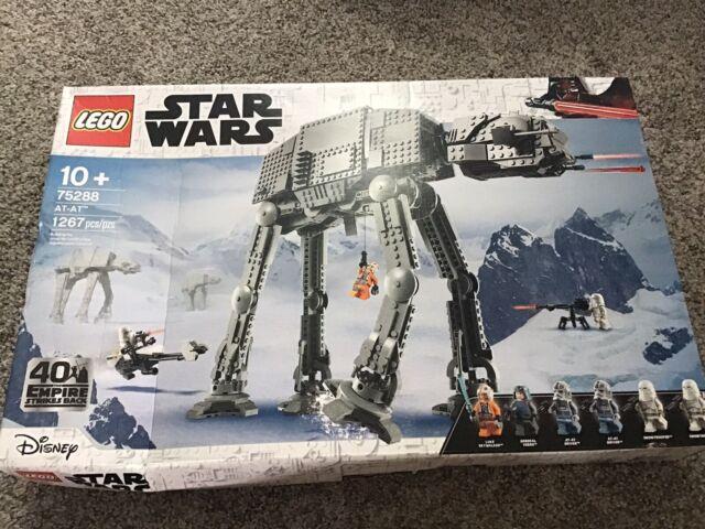 LEGO AT-AT Star Wars TM (75288). SEALED