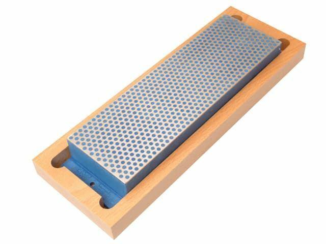 DMT - Diamantschleifstein 200mm Holzbox Blau 325 Körnung grob