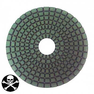 "800 Grit Pad Slayer 4/"" Dry Premium Polishing Pads"