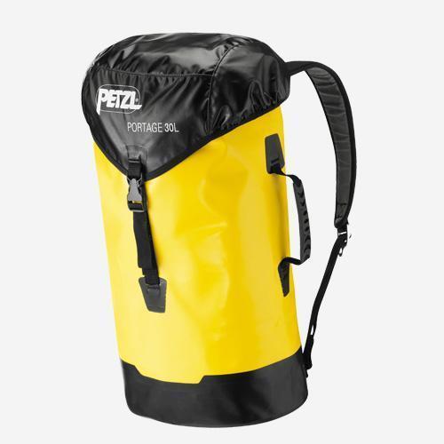 Durable medium-capacity bag bag robust medium capacity PORTAGE 30 litres PETZL