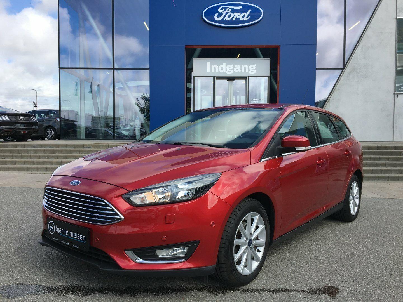 Ford Focus Billede 7