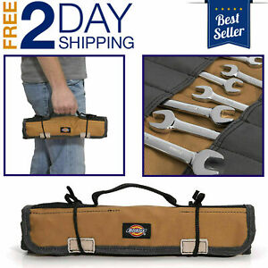 Bag Roll Up Holder Portable Ratchets Hand Tools Storage Organizer Compact