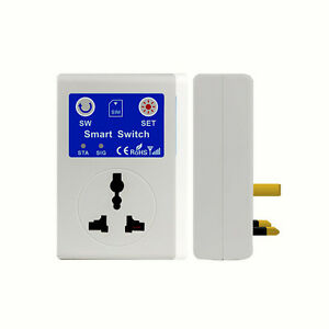 Responsible Phone Sms Wireless Rc Remote Control Smart Switch Gsm Socket Power Eu Plug 220v Access Control Kits Back To Search Resultssecurity & Protection