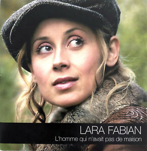 Lara-Fabian-CD-Single-L-039-homme-Qui-N-039-avait-Pas-De-Maison-France-VG-VG