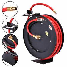 38 X 25 Auto Rewind Retractable Air Hose Reel Compressor 300 Psi New