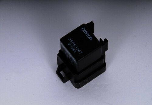 A//C Clutch Relay ACDelco GM Original Equipment 15-8386
