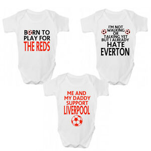1363930bf Image is loading Funny-Liverpool-FC-Baby-Grow-Sleepsuit-Funny-Liverpool-