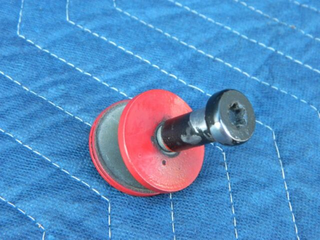 Door Latch Lock Striker Bolt & Washers C4 Corvette 1984 - 1996 LH or RH