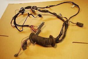 1992 95 taurus sho oem passenger side front door wiring harness assembly 2 ebay