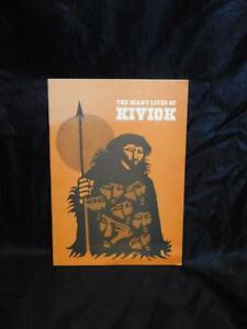 The-many-lives-of-Kiviok-Alaska-Netsilik-Eskimos-Traditional-Tales-1970-Hunting