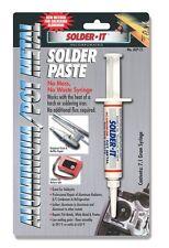 Solder It ALP-21 Aluminum/Pot Metal Solder Paste, 7.1 Gram Syringe